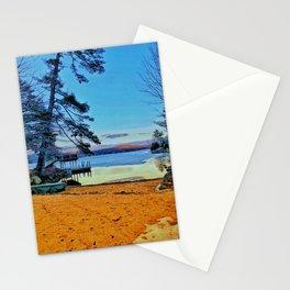 Lake Winnipesaukee Stationery Cards