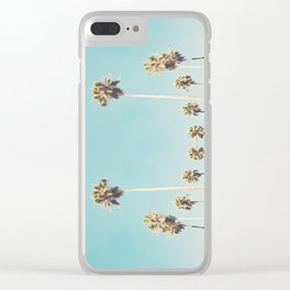 Say Cheese! Clear iPhone Case