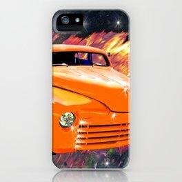 Great Pumpkin in the sky iPhone Case