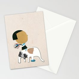 Time to go back Stationery Cards