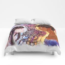 Raven x Noname Comforters