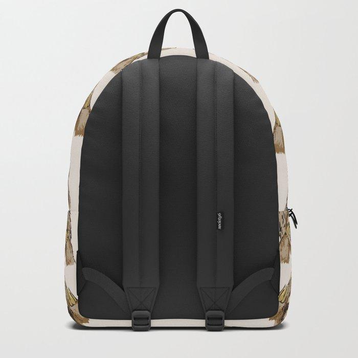 No Evil Sloth Backpack