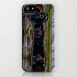 Hanging-by after 30 years iPhone Case