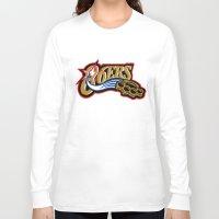 philadelphia Long Sleeve T-shirts featuring Philadelphia 86ers by ARMADA Industries