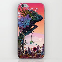 Phantasmagoria iPhone Skin