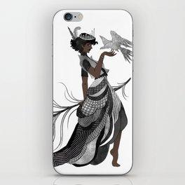 Roa iPhone Skin