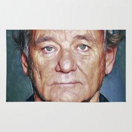 Bill Murray - Painting Rug