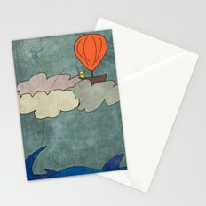 Smooth Sailing Stationery Cards