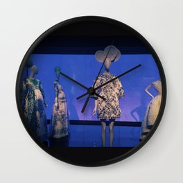 China Through The Looking Glass 2 Wall Clock