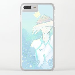 This Worthless Pride of Mine Clear iPhone Case