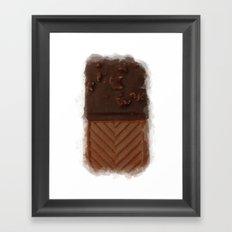 cold case... Framed Art Print