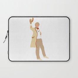 Fifth Doctor: Peter Davison Laptop Sleeve