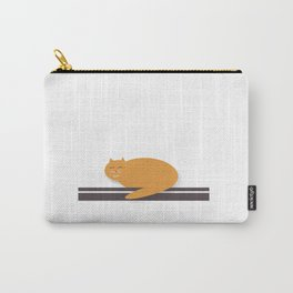 Happy Cat Nap Carry-All Pouch