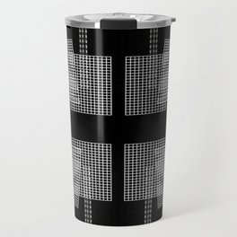 Grid II Travel Mug