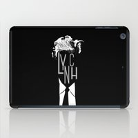lynch iPad Cases featuring Lynch by Kevin Manley Graphics