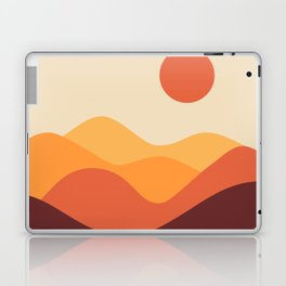Geometric Landscape 21 Laptop & iPad Skin