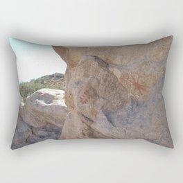 Tataviam Art Rectangular Pillow