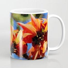 Jungle Flame - Palaash Coffee Mug