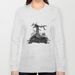 Addiction (Tv-Tree) Long Sleeve T-shirt