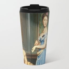 Edouard Boutibonne - Getting Dressed Travel Mug