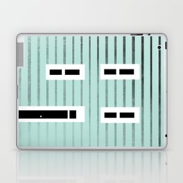 Jellybean Homes Laptop & iPad Skin