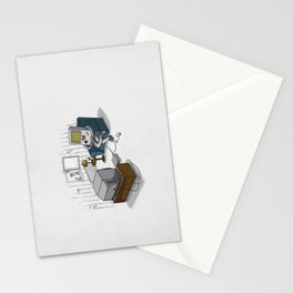 True Computer Love Stationery Cards