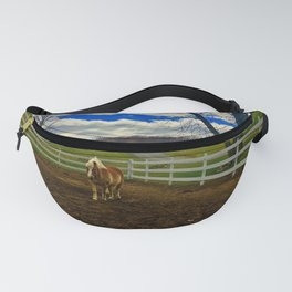 Horse Ranch Fanny Pack