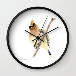 Cedar by Teresa Thompson Wall Clock