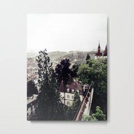 Lucerne Metal Print