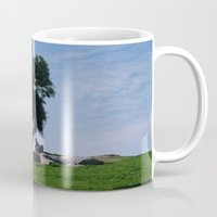 running Mugs featuring running by XfantasyArt
