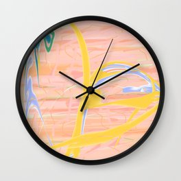 20180625 Light in your life Pleasure No. 3 Wall Clock
