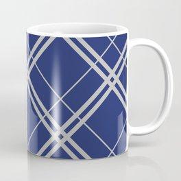 Ravenclaw Argyle Coffee Mug
