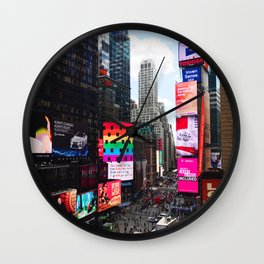 Just An Apple Wall Clock