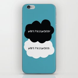 Wifi Password iPhone Skin