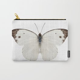 Pieris Rapae butterfly Carry-All Pouch