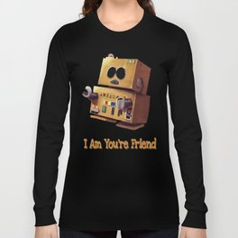 I Am You're Friend Long Sleeve T-shirt