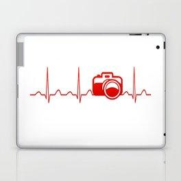 CAMERA HEARTBEAT Laptop & iPad Skin
