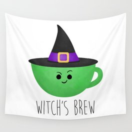 Witch's Brew Wall Tapestry