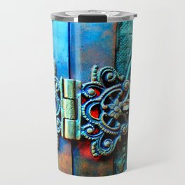 Ophelia (Patina) Travel Mug