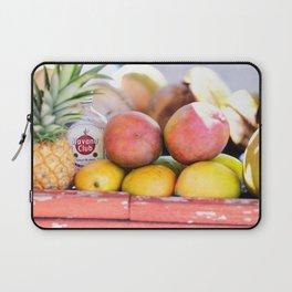 34. Havana Club and Fruits, Cuba Laptop Sleeve