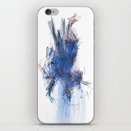 Unwelcome Gaze – Facebook 7 iPhone Skin