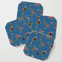 Boho Floral Coaster