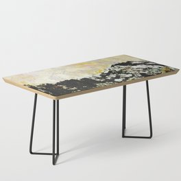 Golden mountains Coffee Table