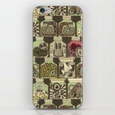 weird pickles vintage iPhone & iPod Skin