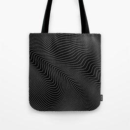 Distortion 017 Tote Bag