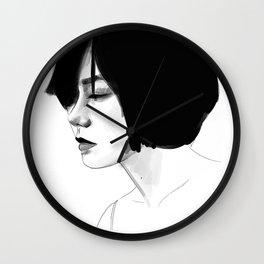 Sense8 Sun Bak - Character portrait Wall Clock