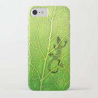 lizard iPhone & iPod Cases featuring lizard by Antracit