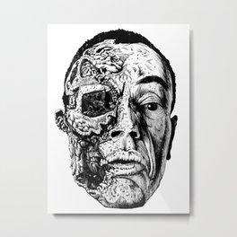 """Look at Me"" (aka Gus) Metal Print"