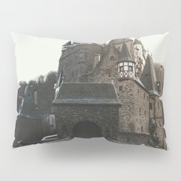 Finally, a Castle - landscape photography Pillow Sham