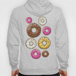 Funfetti Donuts - Black Hoody